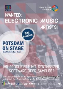 Potsdam on Stage 2019
